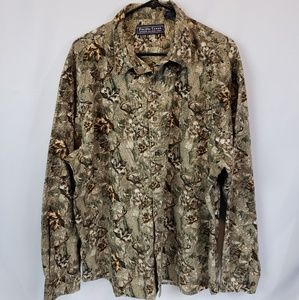 Pacific Crest outdoor shirt sz XL hunting camping